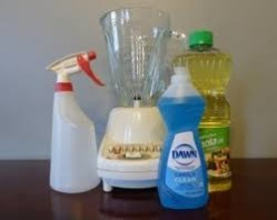 I will teach you how to make insecticide  and liquid soap in one hour.