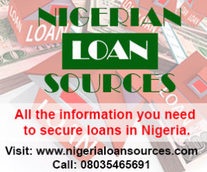 I will Give U over 125 Nigeria Loan Sources to Fund ur Business or project