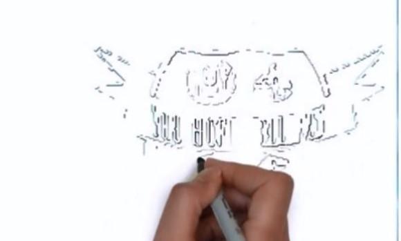 SKETCH ANIMATION VIDEO/ADVERT